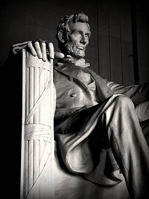 Wall Art - Photograph - Lincoln by Mickey Murphy
