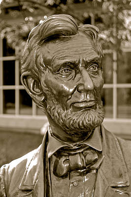 Photograph - Lincoln by Sherlyn Morefield Gregg