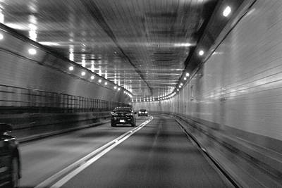 Photograph - Lincoln Tunnel Drive  by Howard Markel