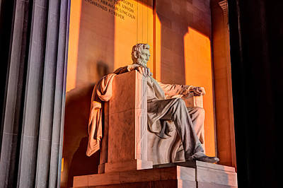 Photograph - Lincoln by Walt  Baker