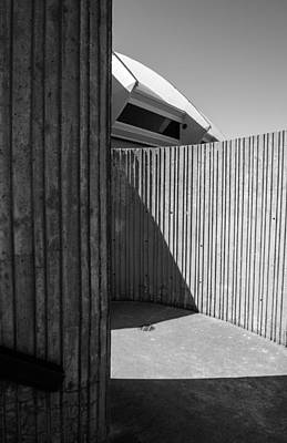 Photograph - Lines And Shadows by Arkady Kunysz