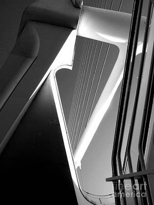 Photograph - Lines by David Bearden
