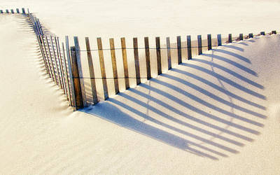 Photograph - Lines In The Sand by Carolyn Derstine