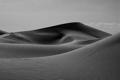 Photograph - Lines In The Sand by Munir El Kadi