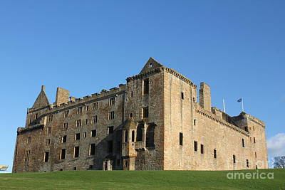 Photograph - Linlithgow Palace by David Grant