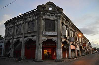 Lino Photograph - Lino-lope Severino Bldg by Edgar Siscar