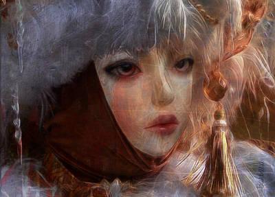 Liouneva Mirankaya Art Print