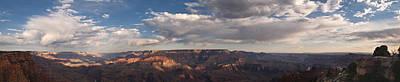 Lipman Point Panorama Grand Canyon Original