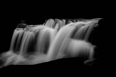 Virginia Photograph - Liquid Light 2 by Shane Holsclaw