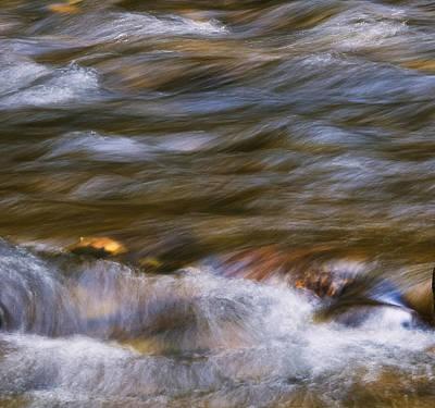 Photograph - Liquid Motion by Steven Richardson