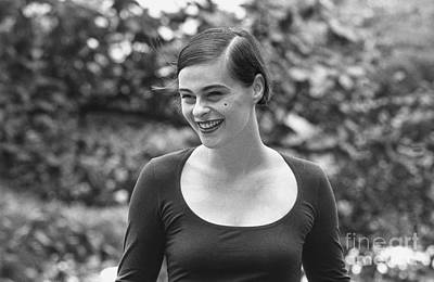Singer Lisa Stansfield Art Print by Concert Photos