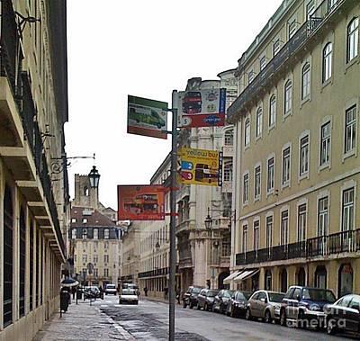 Photograph - Lisboa 2010-105 by Rezzan Erguvan-Onal