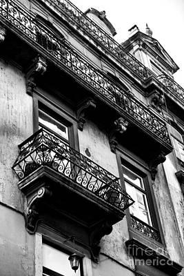 Photograph - Lisbon Balconies by John Rizzuto