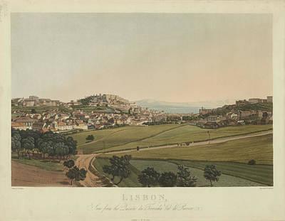 Bennett Photograph - Lisbon by British Library