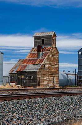 Photograph - Lisco Sentinel by Mark Bowmer