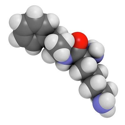 Schizophrenia Photograph - Lisdexamfetamine Mesylate Adhd Drug by Molekuul