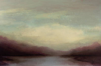 Painting - Listen To The Sunrise by Gray  Artus