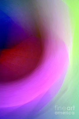 Photograph - Listening To Color 2 by Douglas Taylor