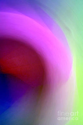 Photograph - Listening To Color 4 by Douglas Taylor