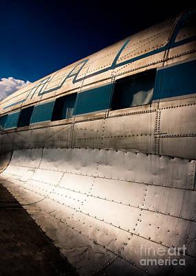 Photograph - Lisunov Li-2 by Rastislav Margus