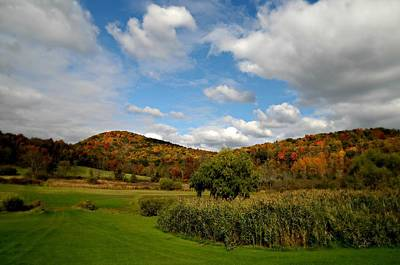 Litchfield County Landscapes Photograph - Litchfield Valley by Diana Angstadt