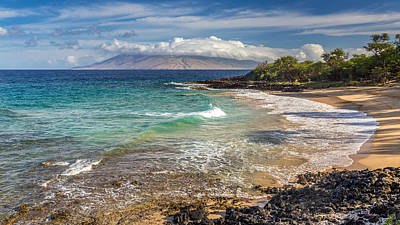 Nature Photograph - Little Beach Maui Sunrise by Pierre Leclerc Photography