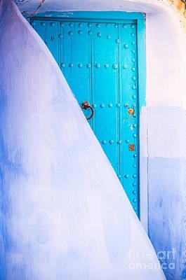 Sabino Photograph - Little Blue Door by Sabino Parente