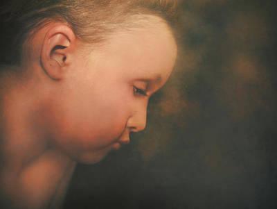 Photograph - Little Boy Dreams by Pat Abbott
