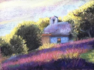 Pastel - Little Chapel by Cindy Plutnicki