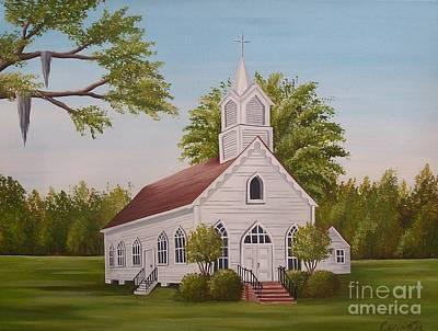Little Chapel Art Print