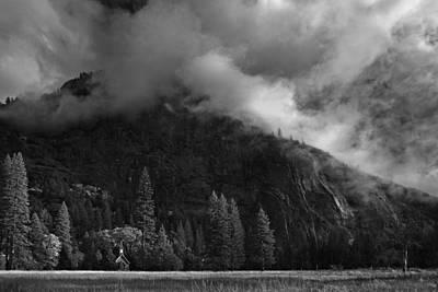 Photograph - Little Church Amongst The Granite C6j8130 by David Orias