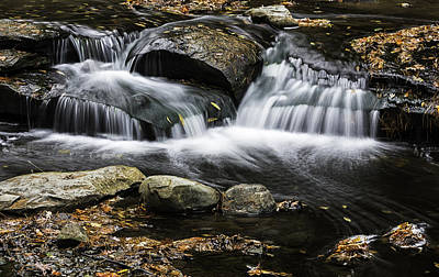 Photograph - Little Falls by Sara Hudock
