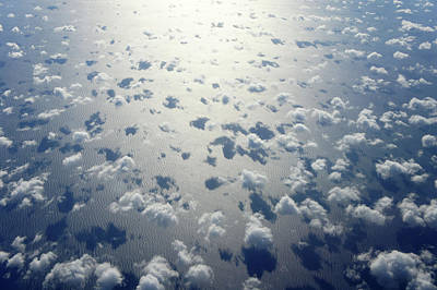 Photograph - Little Fluffy Clouds by Richard Newstead