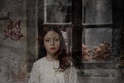 Little Girl Original by Nur TANRIOVEN