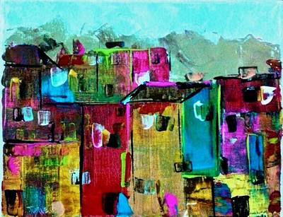 Painting - Little Haiti by Kelly Turner