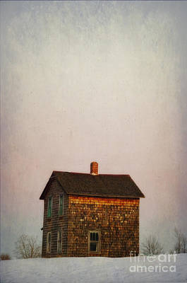 Photograph - Little House by Debra Fedchin