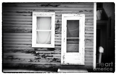 Photograph - Little House by John Rizzuto