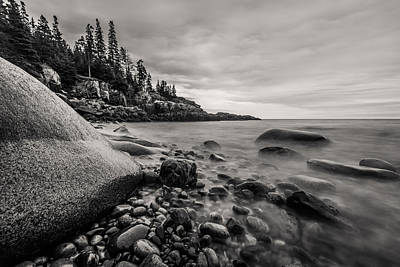 Photograph - Little Hunter Beach by Robert Clifford