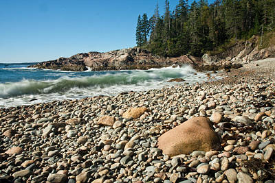 Photograph - Little Hunter's Beach  0009 by Brent L Ander