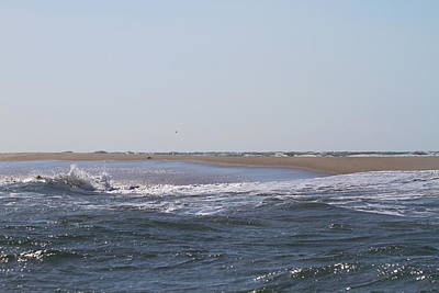 New Years Royalty Free Images - Little Island Near Cape Lookout 3 Royalty-Free Image by Cathy Lindsey