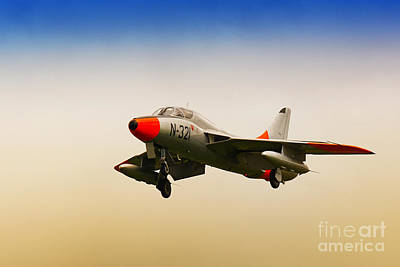 Photograph - Little Jet-fighter by Nick  Biemans