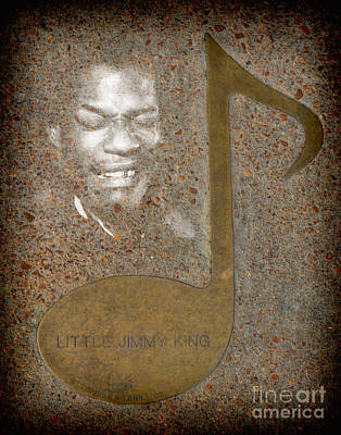 Photograph - Little Jimmy King by Donna Greene