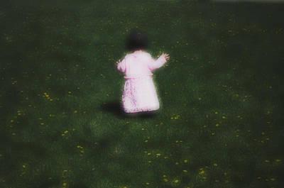 Dandelion Photograph - Little Light Of My Heart by The Art Of Marilyn Ridoutt-Greene
