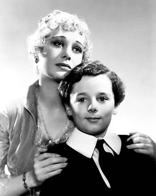 Dolores Photograph - Little Lord Fauntleroy, From Left by Everett