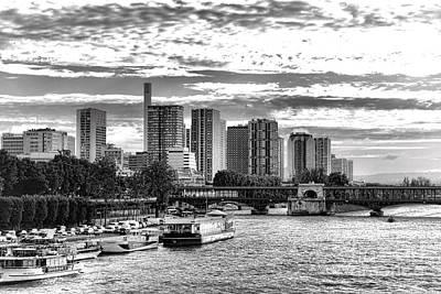 Photograph - Little Manhattan  by Olivier Le Queinec