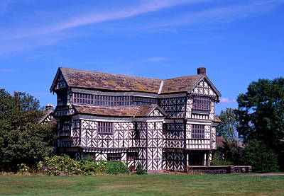 Cheshire Wall Art - Photograph - Little Moreton Hall by Alex Bartel/science Photo Library