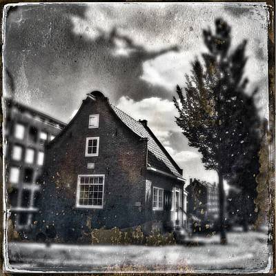 Photograph - Little Old House by Greetje Kamps