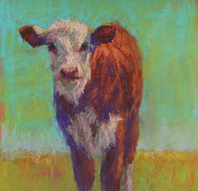 Pastel - Little Penny by Susan Williamson