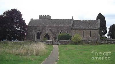 Little Rissington Church Print by John Williams