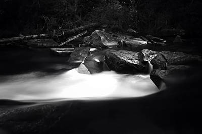 Photograph - Little River Cauldron by Ben Shields